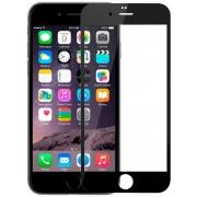Защитное стекло для iPhone 6 Plus Ainy Tempered Glass 0.2мм 5D Черное