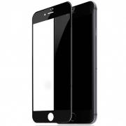 Защитное стекло BLUEO 2.5D Silk Full Cover 0.26 мм для iPhone SE (2020) / 8 / 7 Black