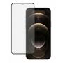 Защитное стекло для iPhone 12 / 12 Pro Ainy Full Screen Cover Glass 0.25мм Черное