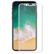 Защитное стекло для iPhone X / XS / 11 Pro Ainy Full Size Glass 2.5D Белое