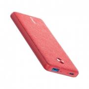 Внешний аккумулятор Anker PowerCore III Sense 10000 mAh PD Fabric Red