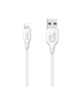 Укрепленный кабель Anker PowerLine+ Lightning to USB Cable 1.8м White