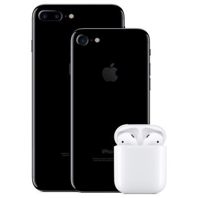 Apple AirPods - беспроводные наушники