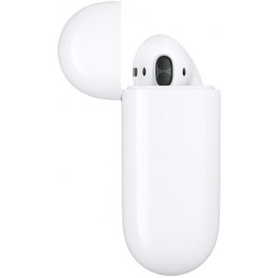 Apple AirPods (2019) - беспроводные наушники с поддержкой беспроводной зарядки MRXJ2RU/A