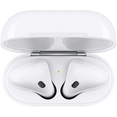 Apple AirPods - беспроводные наушники (2019) MV7N2RU/A