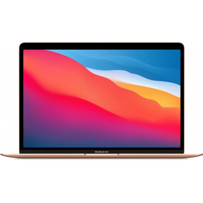 Apple MacBook Air 13 2020 M1 / 8ГБ / 512ГБ SSD Золотой MGNE3RU/A