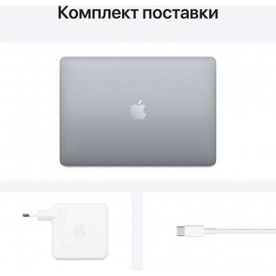 "Apple MacBook Pro Touch Bar 13"" (Late 2020) M1 / 8ГБ / 1ТБ SSD Серый Космос Z11C0002V"