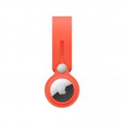 Брелок-подвеска для AirTag Apple Loop Electric Orange