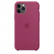 Apple iPhone 11 Pro Silicone Case Pomegranate