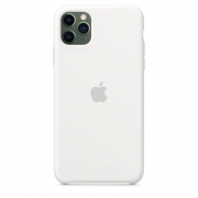 Apple iPhone 11 Pro Silicone Case White