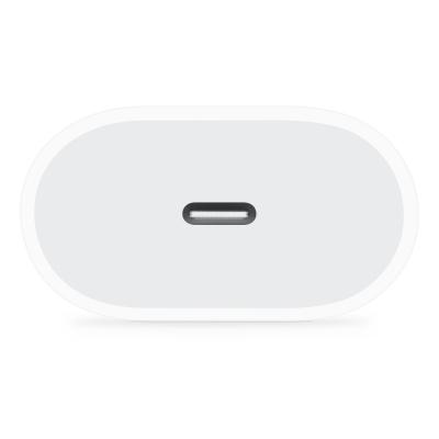 Сетевое зарядное устройство Apple USB-C мощностью 20Вт