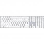 Клавиатура Apple Magic Keyboard с русской раскладкой и цифровой панелью Silver