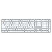 Клавиатура Apple Magic Keyboard с Touch ID с русской раскладкой и цифровой панелью MK2C3RS/A