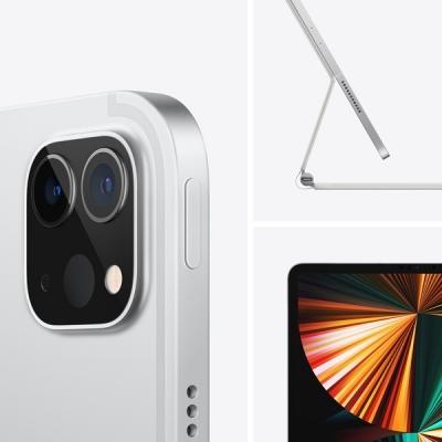 Apple iPad Pro 11 (2021) Wi-Fi + Cellular 2ТБ Серебристый MHWF3RU/A