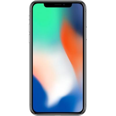 Apple iPhone X 64Гб Серебристый