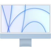 Apple iMac 24 (2021) Retina 4,5K M1 (8C CPU, 7C GPU) / 8 Гб / 256 Гб SSD Blue MJV93RU/A