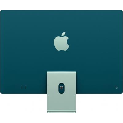 Apple iMac 24 (2021) Retina 4,5K M1 (8C CPU, 7C GPU) / 16 Гб / 512 Гб SSD Зеленый Z14L000ER RUS