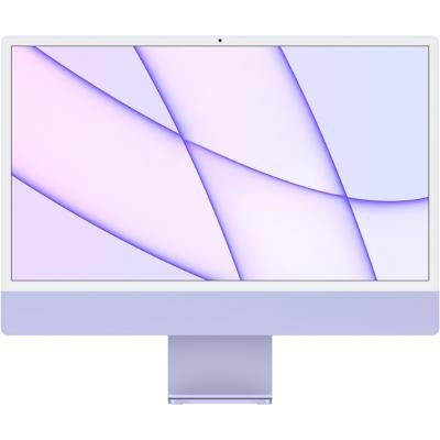 Apple iMac 24 (2021) Retina 4,5K M1 (8C CPU, 8C GPU) / 16 Гб / 1 Тб SSD Фиолетвый Z130000BZ RUS