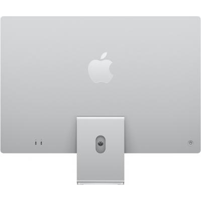 Apple iMac 24 (2021) Retina 4,5K M1 (8C CPU, 8C GPU) / 8 Гб / 256 Гб SSD Серебристый MGPC3RU/A