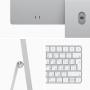Apple iMac 24 (2021) Retina 4,5K M1 (8C CPU, 7C GPU) / 8 Гб / 256 Гб SSD Серебристый MGTF3RU/A