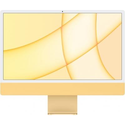 Apple iMac 24 (2021) Retina 4,5K M1 (8C CPU, 8C GPU) / 16 Гб / 256 Гб SSD Желтый Z12S000BV RUS