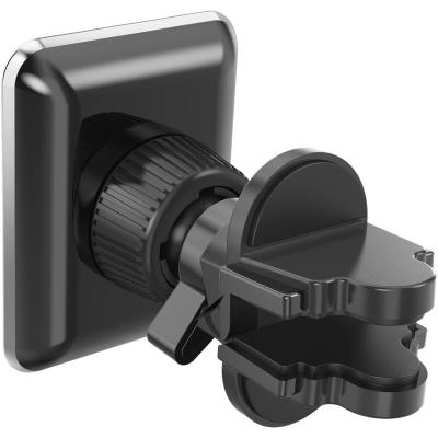 Магнитный держатель в решетку вентиляции Arroys Vent One Черный