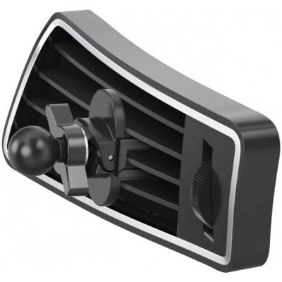 Автомобильный держатель в дефлектор Arroys Vent Max Auto Черный