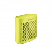 Портативная колонка Bose SoundLink Color II Yellow Citrus