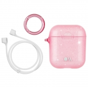 Чехол Case-Mate для AirPods c держателем Pink
