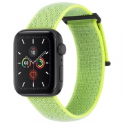 Ремешок Case-Mate Nylon Watch Band для Apple Watch Series 38/40mm Reflective Neon Green