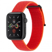 Ремешок Case-Mate Nylon Watch Band для Apple Watch Series 38/40mm Reflective Neon Orange