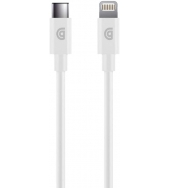 Кабель Griffin USB-C to Lightning Cable 1,2m White