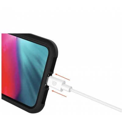 Кабель Griffin USB-C to Lightning Cable 1,2м Белый