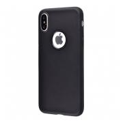 Чехол HOCO Fascination Series для iPhone X Black