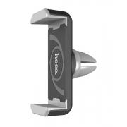 Автомобильный держатель в решетку воздуховода (дефлектор) HOCO CPH01 Черный