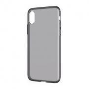 Чехол HOCO Light Series TPU для iPhone X Transparent Black