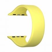 Ремешок Lyambda Atria для Apple Watch 38/40 мм Yellow