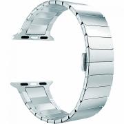 Ремешок Lyambda Canopus для Apple Watch 38/40 мм Silver