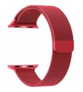 Ремешок Lyambda Capella для Apple Watch 38/40 мм Red