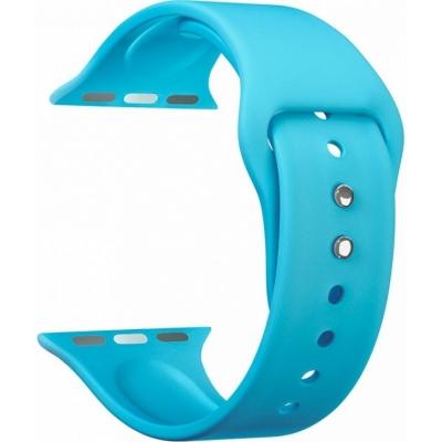 Ремешок Lyambda Altair для Apple Watch 42/44 мм Голубой