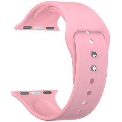 Ремешок Lyambda Altair для Apple Watch 38/40 мм Розовый