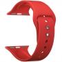 Ремешок Lyambda Altair для Apple Watch 38/40 мм Красный