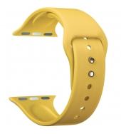 Ремешок Lyambda Altair для Apple Watch 42/44 мм Yellow