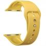 Ремешок Lyambda Altair для Apple Watch 42/44 мм Желтый