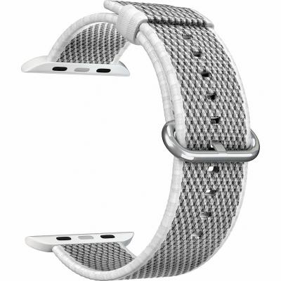Ремешок Lyambda Polis для Apple Watch 42/44 mm Белый
