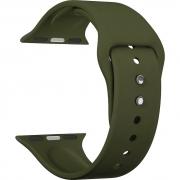 Ремешок Lyambda Altair для Apple Watch 38/40 мм Olive
