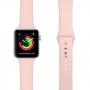 Ремешок  Lyambda Altair для Apple Watch 42 / 44 мм Розовый