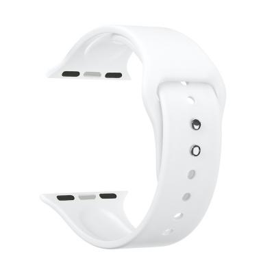 Ремешок  Lyambda Altair для Apple Watch 42 / 44 мм Белый