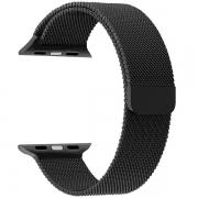 Ремешок Lyambda Capella для Apple Watch 42/44 мм Black