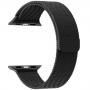 Ремешок Lyambda Capella для Apple Watch 42/44 мм Черный